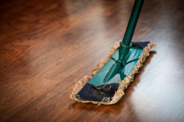 Why Bother Cleaning a House, Anyway?