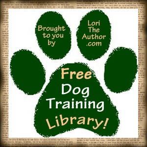 Free Dog Training Library Logo
