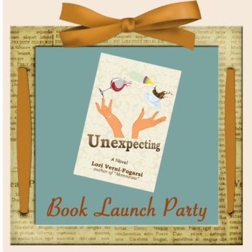 """Unexpecting"" Book Launch Party!"