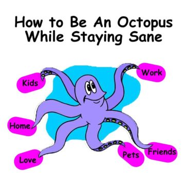 Confessions of a Type-A Octopus
