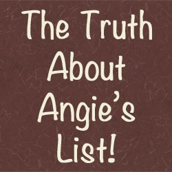 The Truth About Angie's List