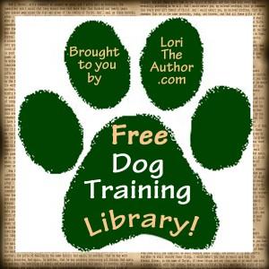 Free Dog Training Library Logo
